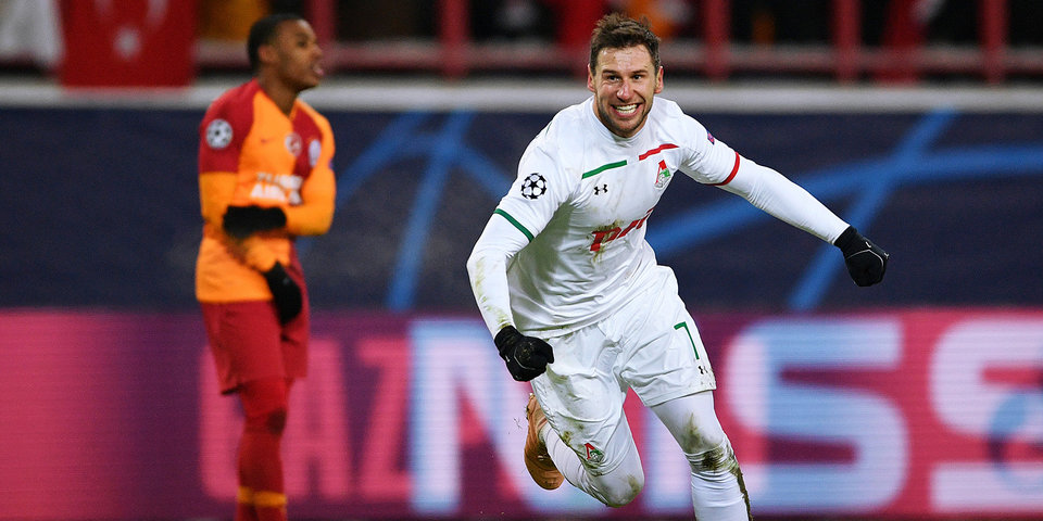 Александр Тарханов: «Чудо-гол «Локомотива» стал для турок приговором»