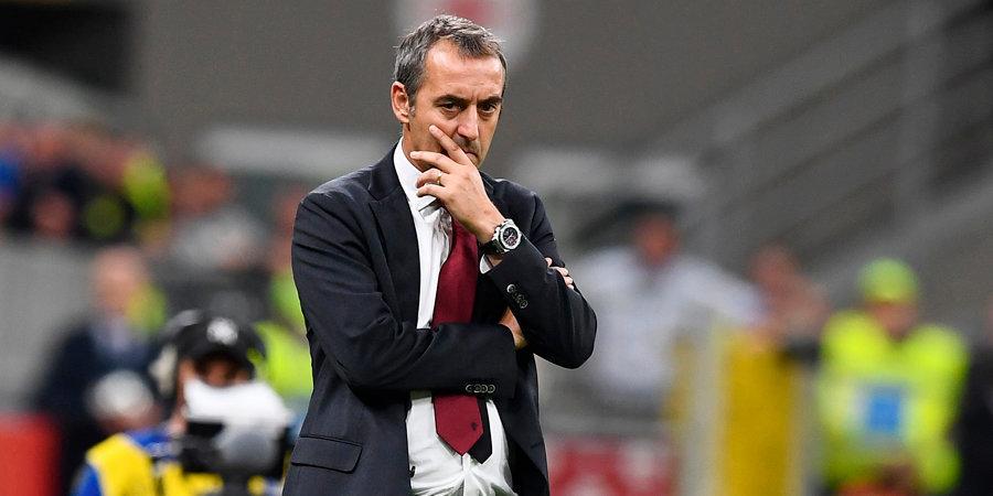 «Милан» прервал серию поражений, обыграв «Дженоа». Судья показал три красные карточки