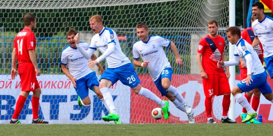 Петербургское «Динамо» проведёт 4 матча на«Электроне»