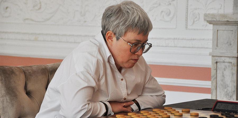 Россиянка Тансыккужина защитила титул чемпионки мира пошашкам