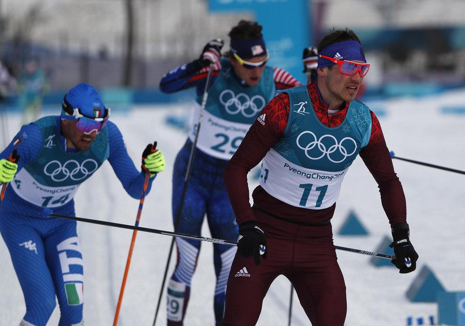 У российского лыжника не подтвердился коронавирус