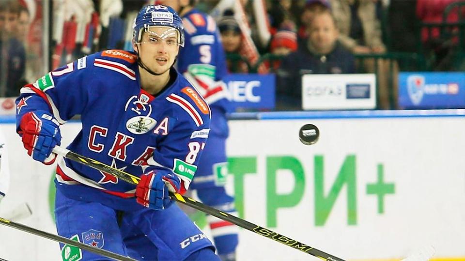 Шипачев подписал контракт с новичком НХЛ