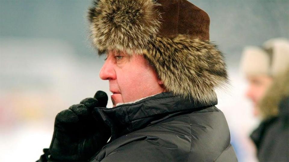 Главный тренер «Енисея» дисквалифицирован на 2,5 года