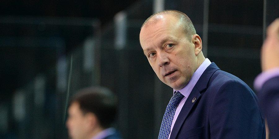 Линус Виделль: «Жаль, что Скабелка ушел, но это хоккей»