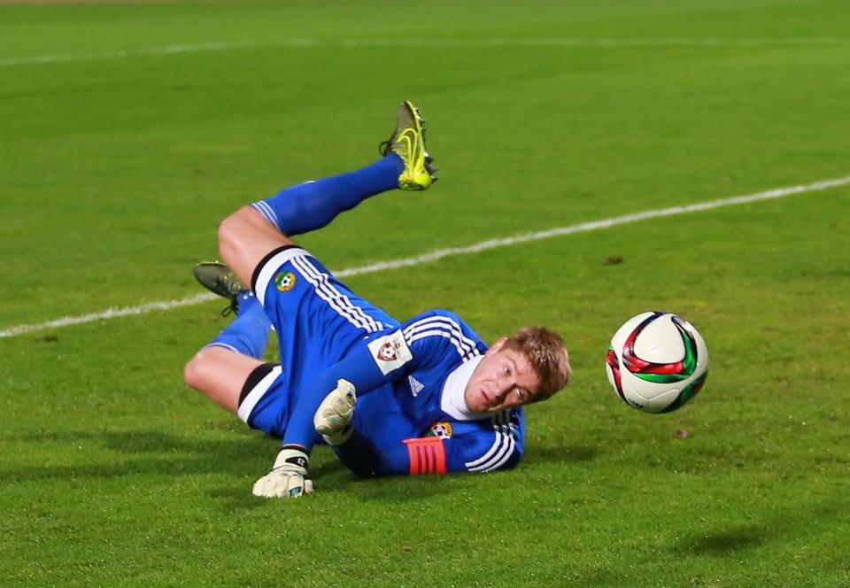 Александр Беленов: «Как отразить пенальти Роналду? Сначала надо попасть в итоговую заявку сборной»