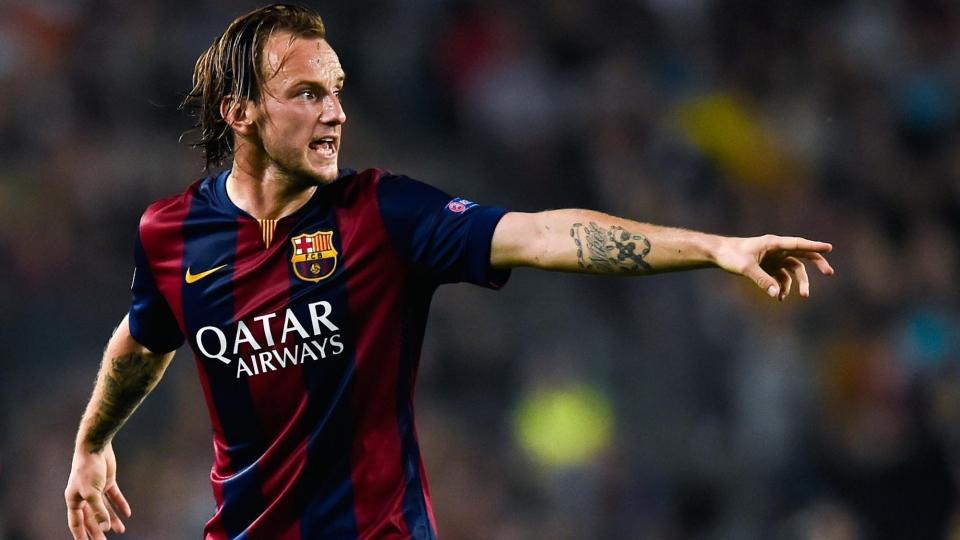 Иван Ракитич: «Барселона» летит в Лондон за победой»
