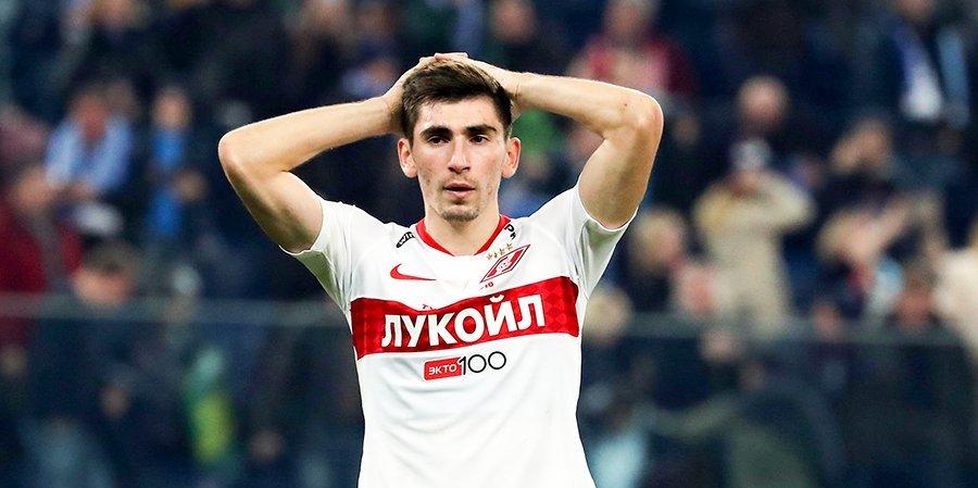 Зелимхан Бакаев: «С большим удовольствием вспоминаю каждый день, проведенный в «Арсенале»