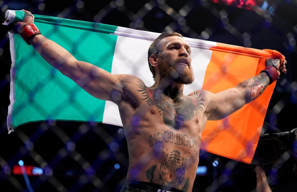 Брендон Йип: «Горжусь Конором, потому что у самого есть ирландские корни»