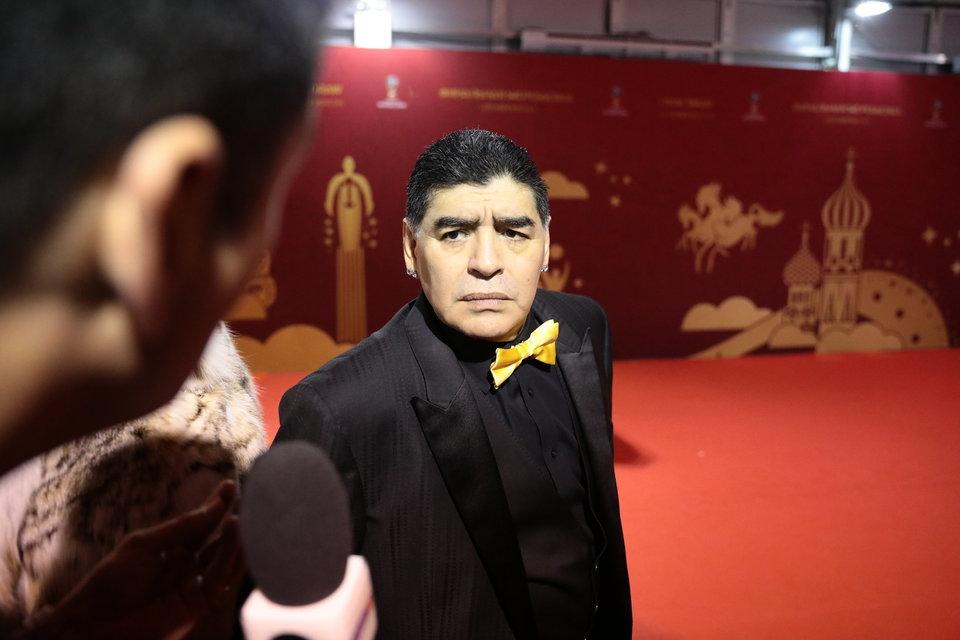 Главный тренер клуба Марадоны отправлен в отставку
