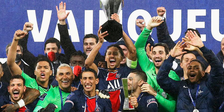 Маурисио Почеттино: «Я надеюсь выиграть и другие титулы с «ПСЖ», но первый всегда будет особенным»