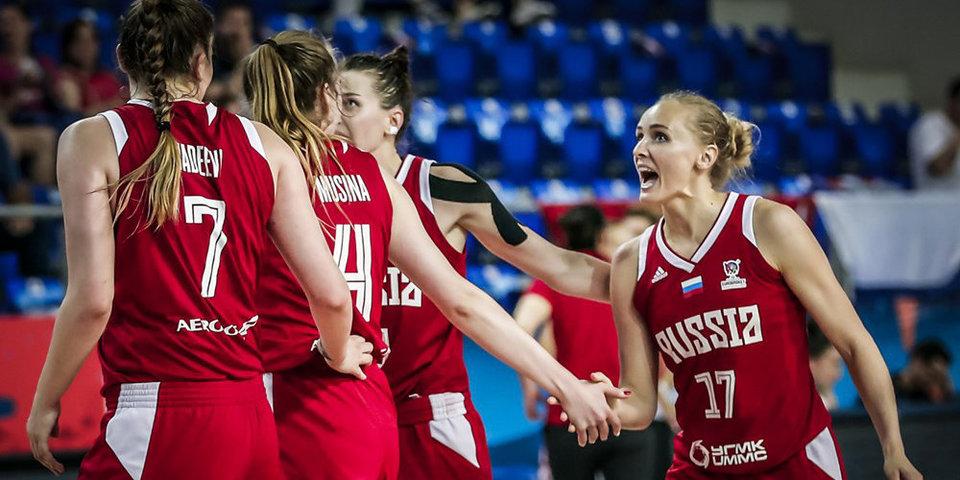 Баскетболистки сборной России проиграли Швеции и не попали в квалификацию Олимпиады