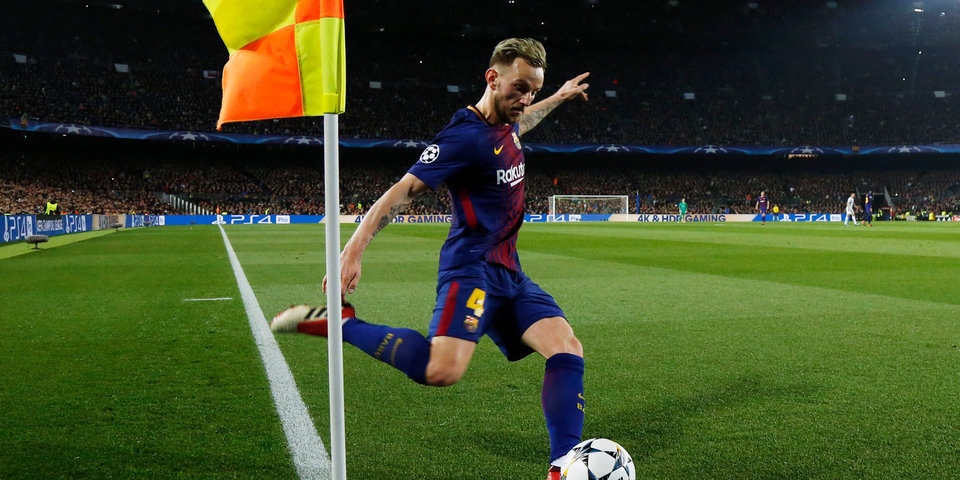 Эрнесто Вальверде: «Ракитич — важный для «Барселоны» игрок»
