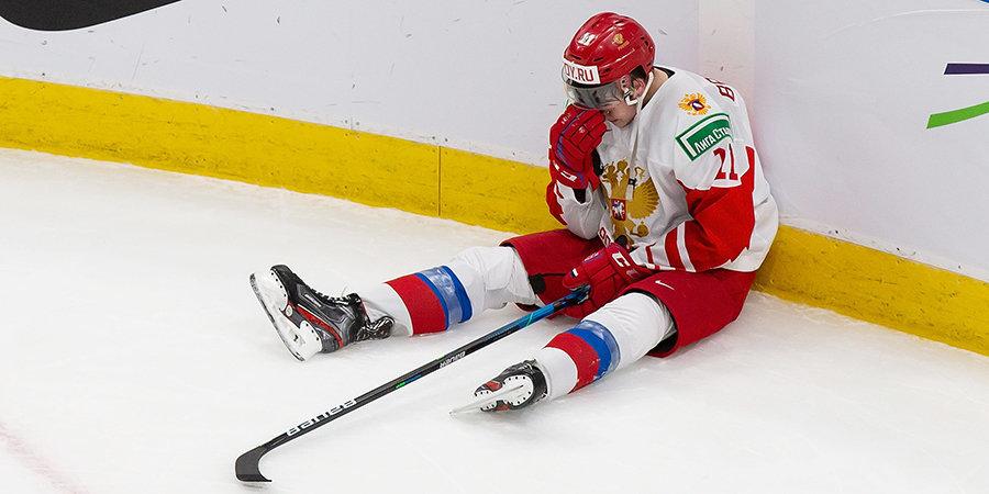 «Бороться и бодаться всей пятеркой — не наш стиль». Ларионов подвел итоги турнира, который сборная России завершила двумя поражениями