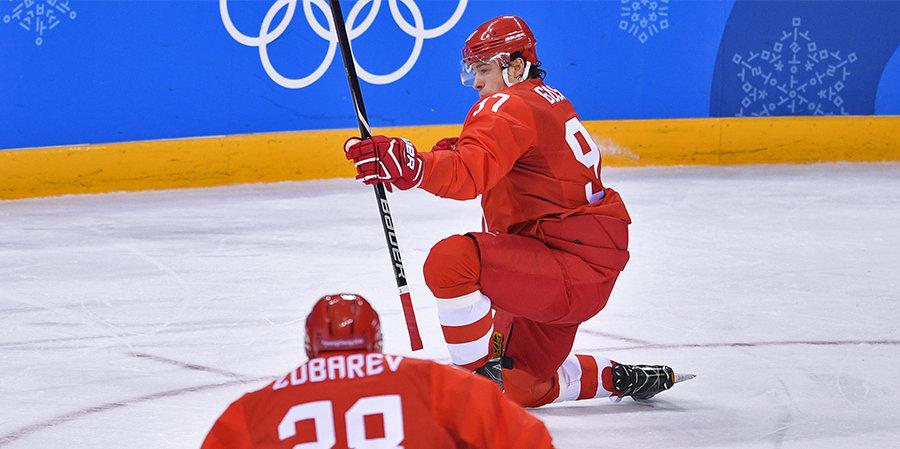 «Провальная затея, если Гусева и в «Торонто» ставить в третье звено». Что светит герою Олимпиады в канадском клубе