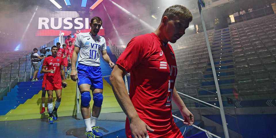 Сергей Гранкин: «Хочу взять медали на Олимпиаде, а после завершить карьеру в сборной»
