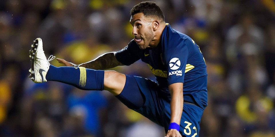 Тевес и Жиньяк попали в команду сезона FIFA 20 в Латинской Америке