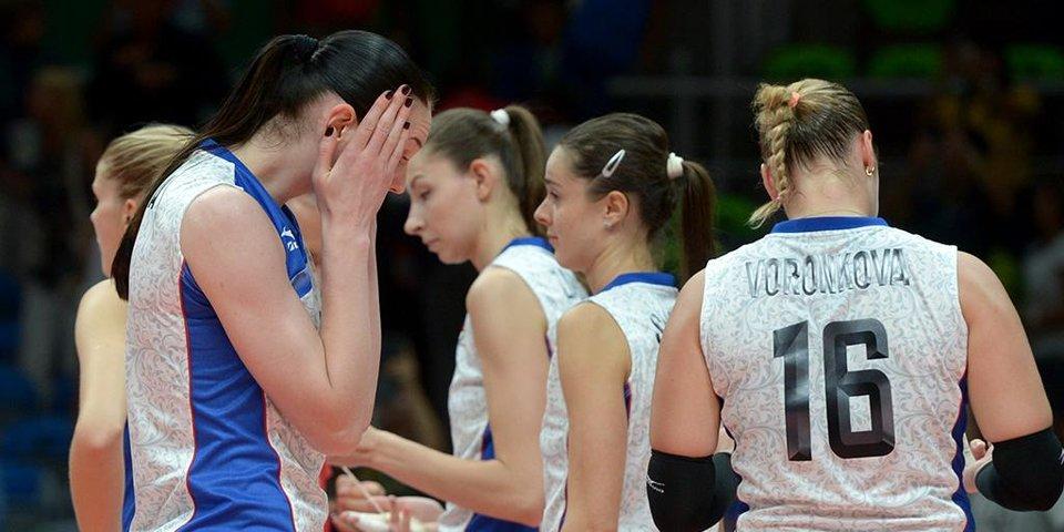 Что случилось с российскими волейболистками в Рио? Объясняет Екатерина Гамова