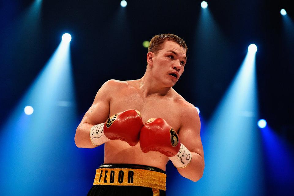 Россиянин Чудинов проведет бой за звание претендента на титул IBF
