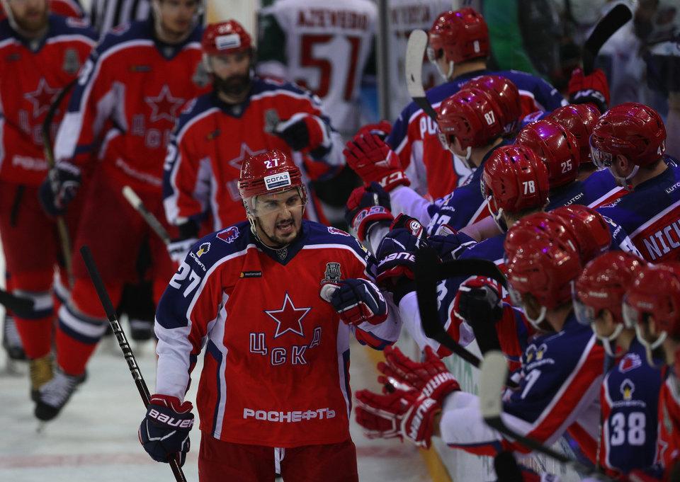 Хоккеисты ЦСКА выйдут из отпуска 13 июля