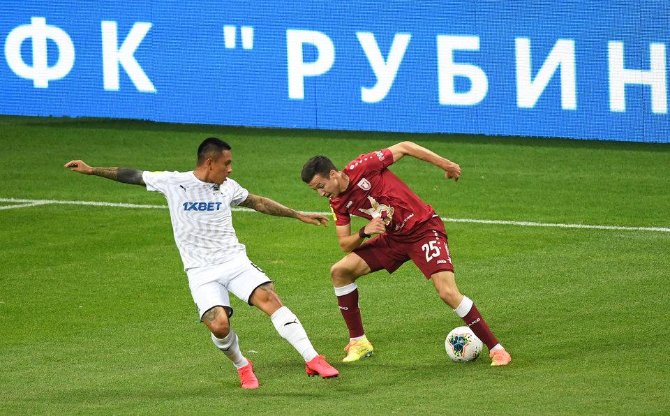 Кристиан Рамирес: «Моя важнейшая задача — стать чемпионом России»