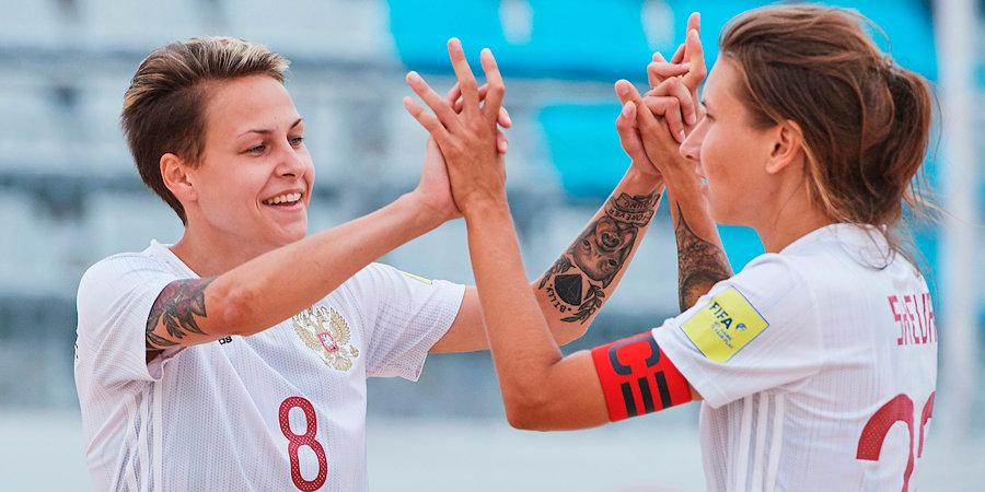 Главный тренер сборной Испании оценил игру россиянок перед стартом Межконтинентального Кубка
