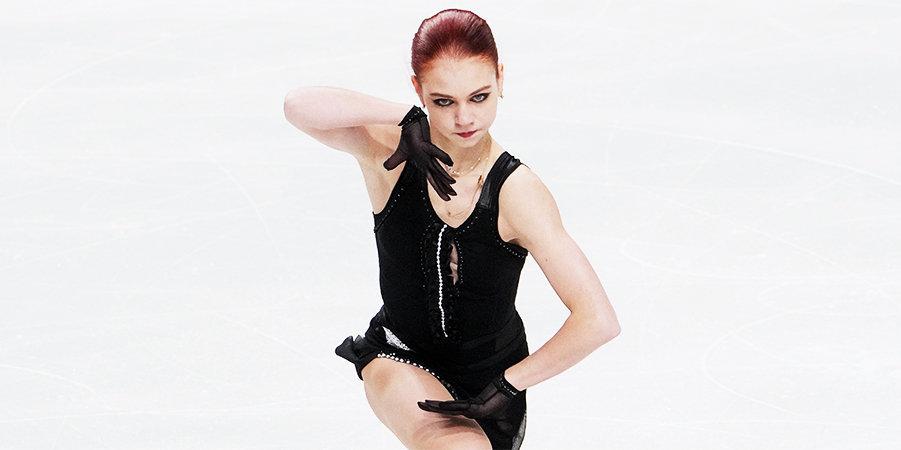 Мария Бутырская: «Я уверена на сто процентов, что Трусова победит на турнире в США»