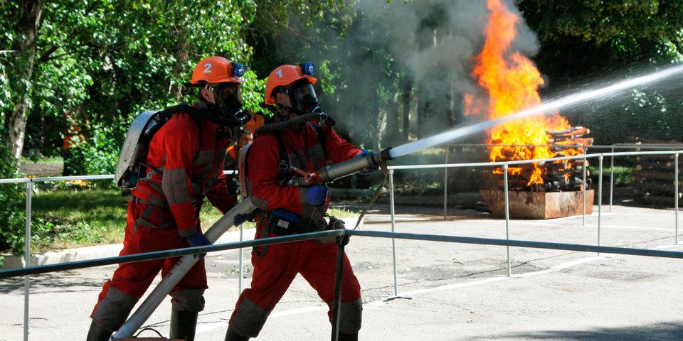 МЧС России добивается включения пожарно-спасательного спорта в программу Олимпийских игр