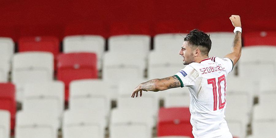 Сборная Венгрии огласила окончательную заявку на Евро-2020. Собослаи пропустит турнир