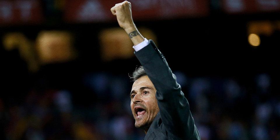 Со сборной Испании больше не будет скучно. Благодаря Луису Энрике