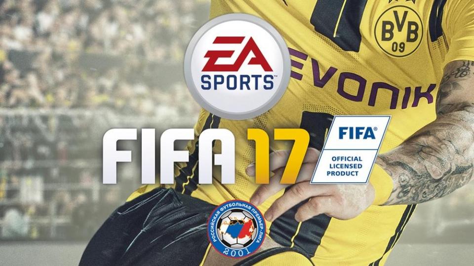 4 игрока РФПЛ попали в команду недели FIFA 17