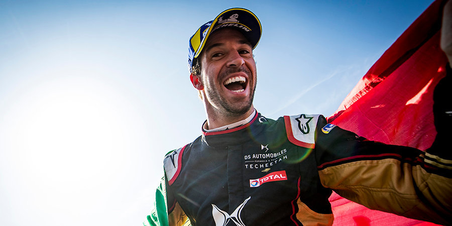 Португалец да Кошта досрочно стал чемпионом «Формулы-Е» сезона-2020