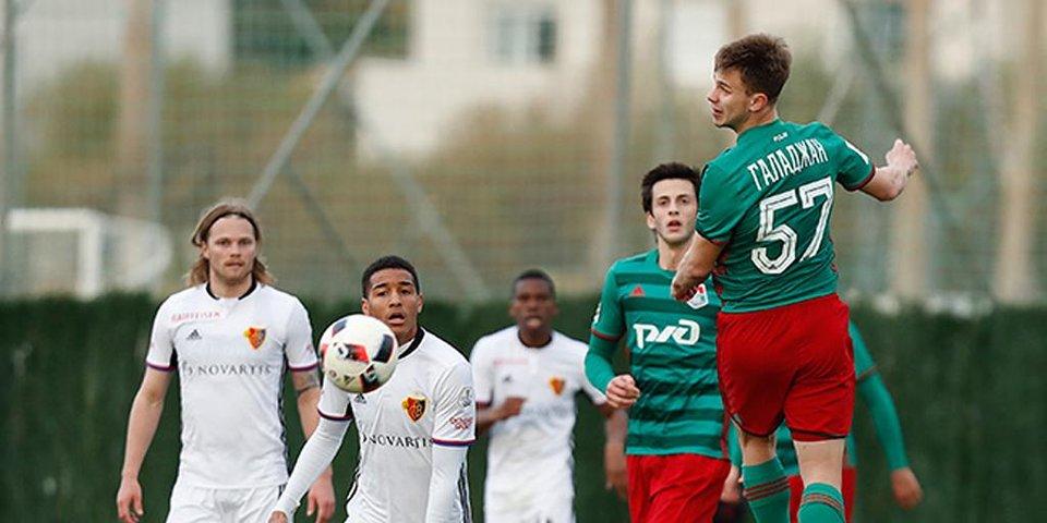 Вы не угадаете, кто забил самый красивый гол «Локомотива» на сборах