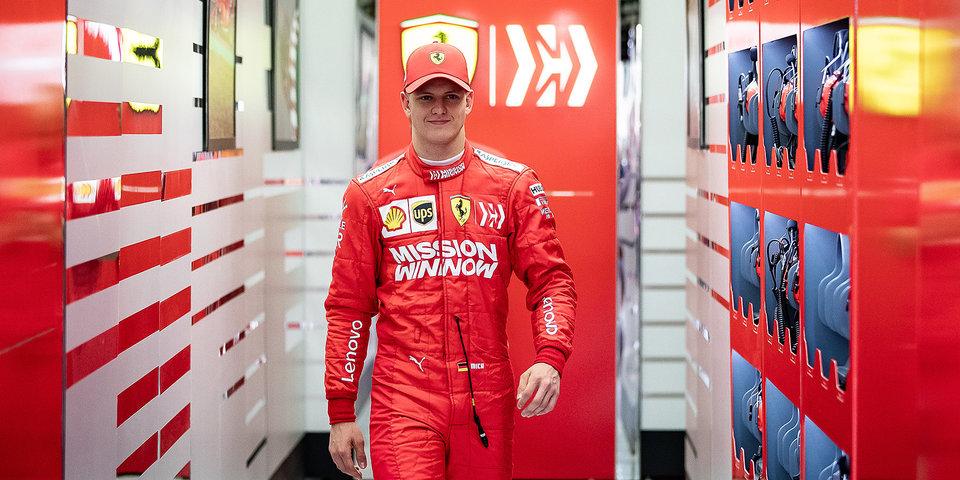 Мик Шумахер выиграл первую гонку «Формулы-2» в Монце, Шварцман — 9-й