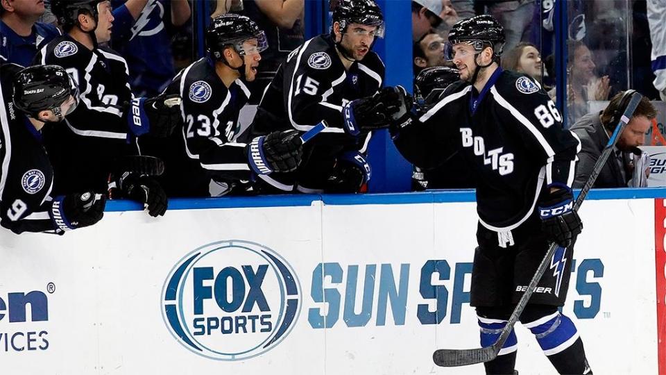 НХЛ спрогнозировала Кучерову звание лучшего правого форварда сезона