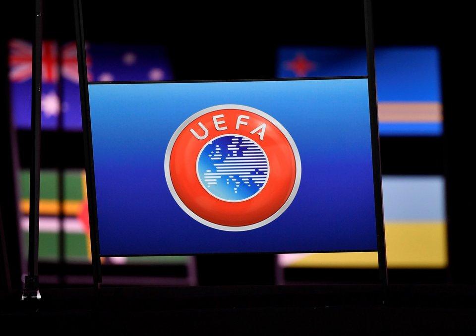 УЕФА подал заявку на регистрацию бренда «Лига чемпионов» в России
