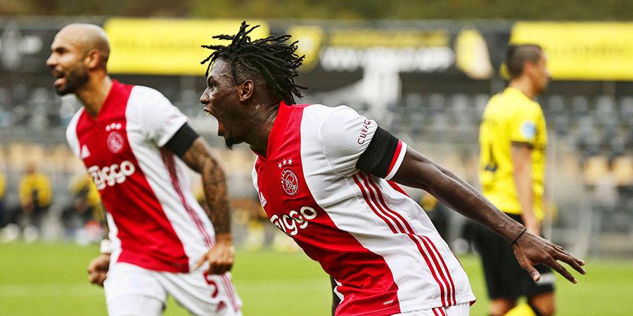 «Аякс» разгромил «Венло» — 13:0. А когда еще матчи в топ-чемпионатах напоминали FIFA на уровне «новичок»?