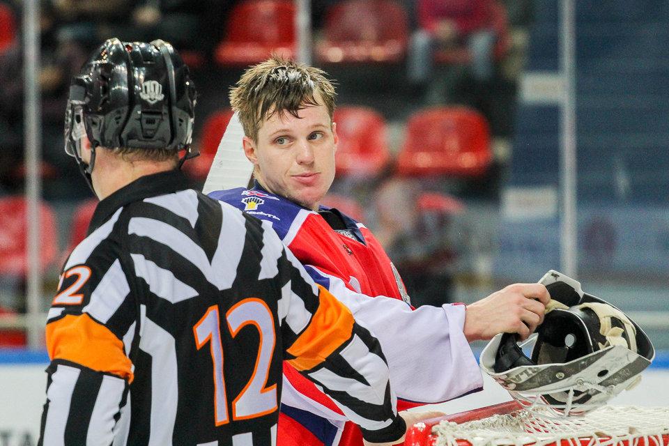 Ларс Юханссон: «Было неожиданно получить приглашение на Матч звезд КХЛ»