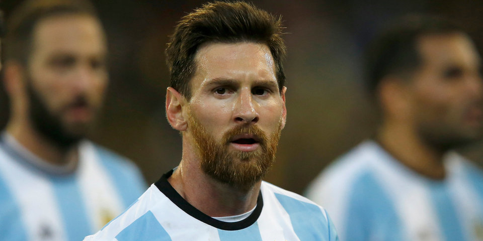 РФС заплатит Аргентине 1 миллион долларов, участие Месси увеличивает гонорар на 35-50 процентов