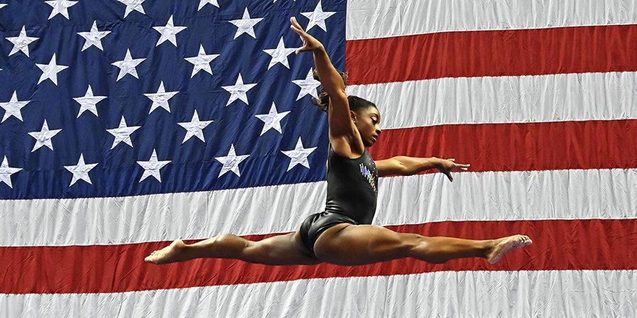 Байлз отказалась от участия в финале вольных упражнений на Олимпиаде
