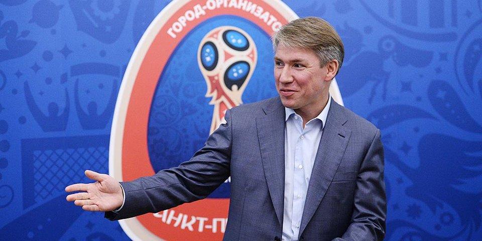 Алексей Сорокин: «Была идея провести ЧМ-2018 в Новосибирске»