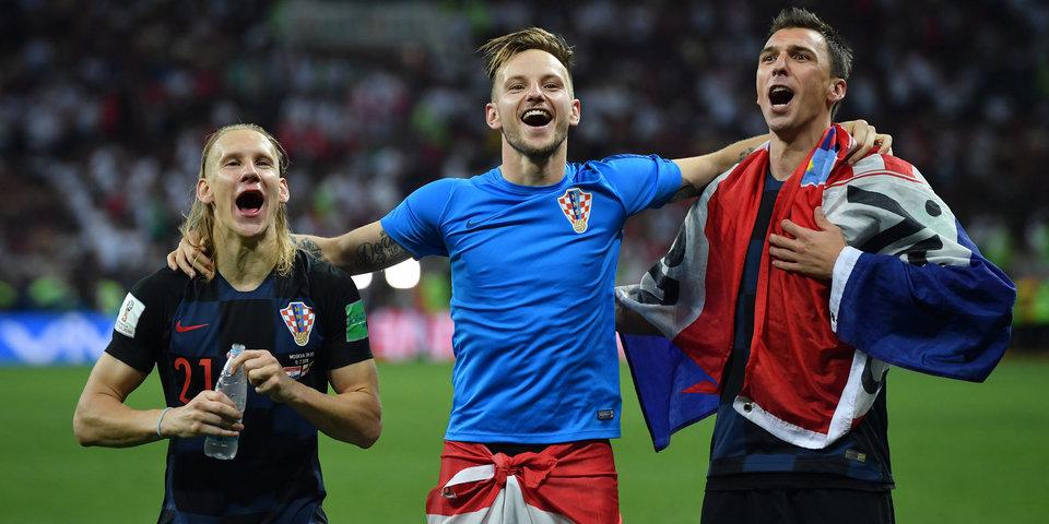 «Наши сердца такие же большие, как Россия!» Хорваты — о том, как обыграли Англию