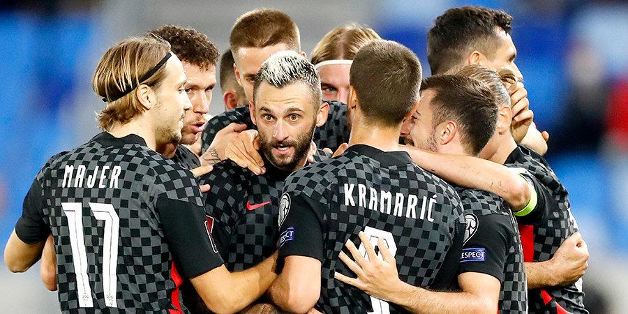 Хорватия догнала Россию, но осталась второй, Сербия обошла Португалию, экс-спартаковец забил гол-красавец. Итоги дня в отборе ЧМ
