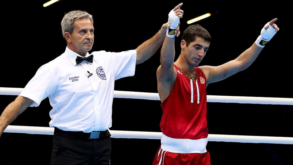 CAS отклонил апелляцию Алояна на лишение его медали Рио-2016