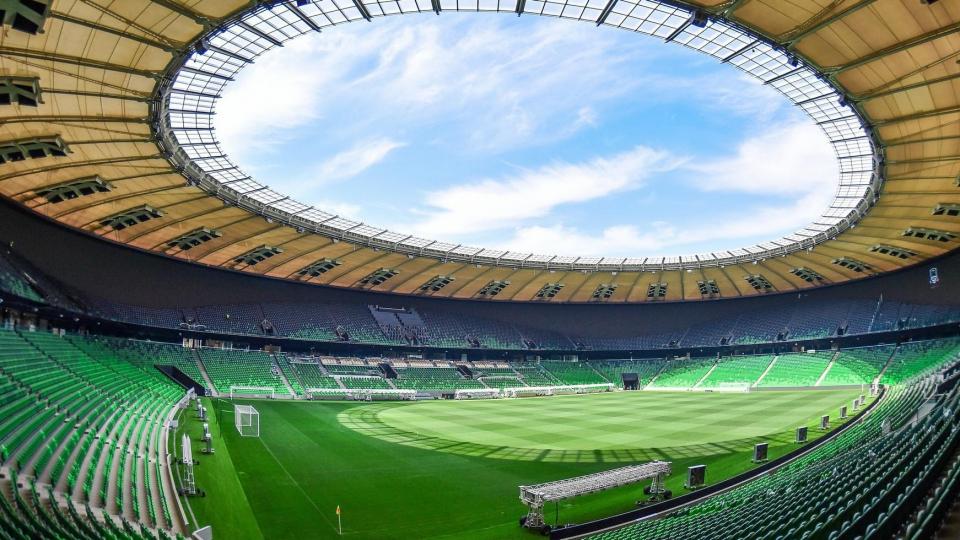 Стадион «Краснодара» претендует на звание лучшего в мире