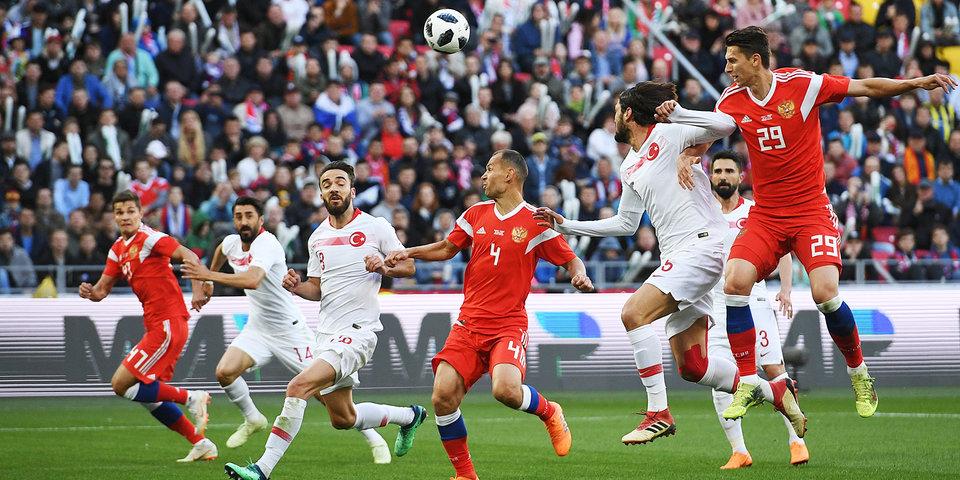 Россия сыграла вничью в заключительном матче перед ЧМ-2018: голы и лучшие моменты