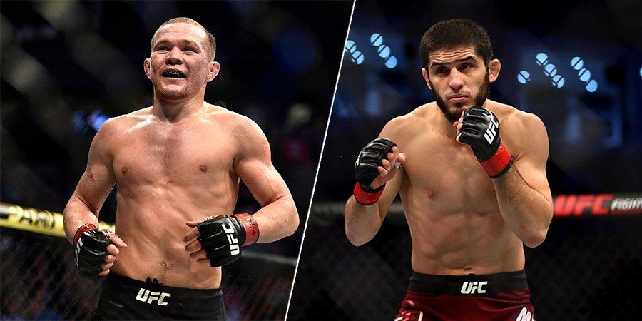 Официально объявлено о боях Яна и Махачева на UFC 267