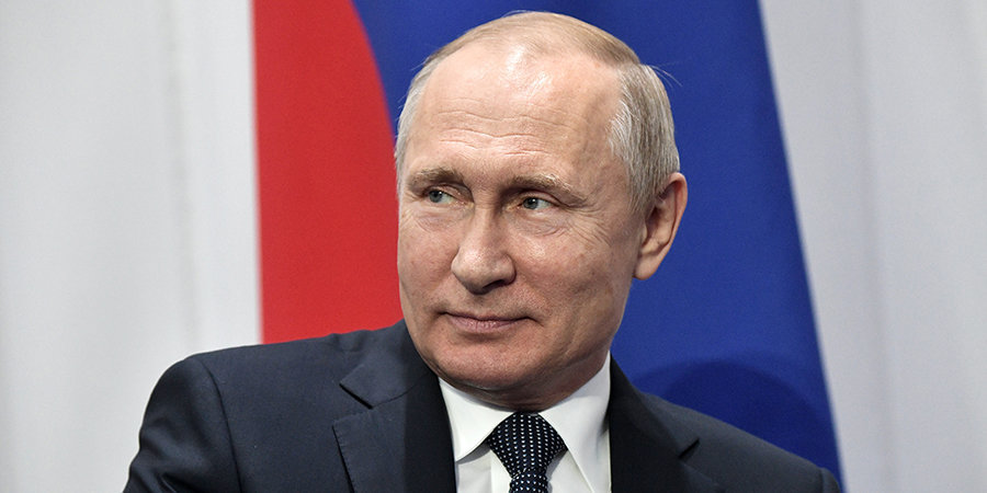 Владимир Путин: «Уверен, что фестиваль «Наш выбор — спорт» внесет значимый вклад в популяризацию ценностей ЗОЖ»