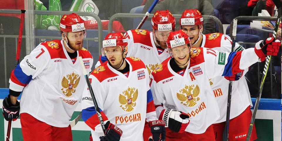 Россия отгружает трешку финнам и выигрывает домашний этап Евротура. Голы и самое яркое