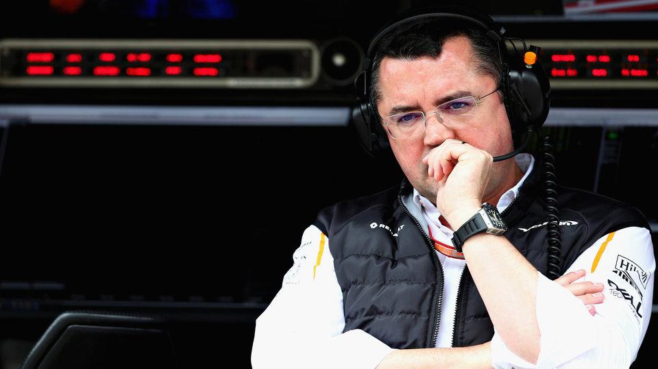 Экс-гоночный директор «Макларена» вернулся в «Формулу-1»