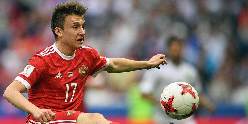 Абрамович заинтересован в переходе Головина в «Челси»